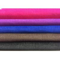 14W 16W 23W Courful Soft T/C Spandex Corduroy , Blue Red Purple Manufactures