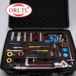 ORLTL Common Rail Injector Nozzle Repair Tool Kits Fuel Injection Repair Dismantling Equipments 40 Pcs Manufactures