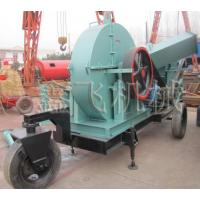 Mobile wood crusher Manufactures