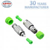 1 - 20dB Fiber Cable Accessories SM Fiber Type High Return Loss For Telecommunciation Manufactures
