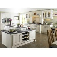 kitchen cabinet solid wood Manufactures