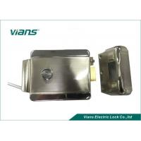 Quality VI - 600A Electric High Security Rim Lock with Rolling Latch , Opening Left or for sale