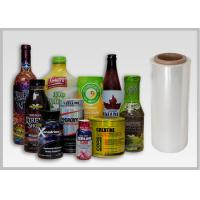 Buy cheap Clear BOPLA Shrink Film Heat Shrink Film Flexo Printing 100% Compostable & from wholesalers