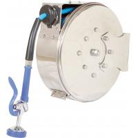 20M Retractable Hose Reel with Spray Gun Manufactures