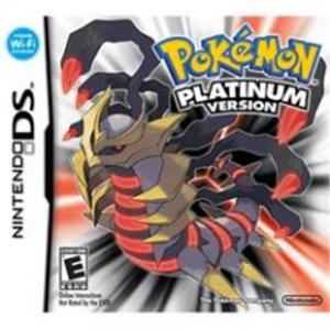 China Nintendo DS Pokemon Platinum on sale