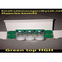 Igtropin IGF LR3 -1 Human Growth Peptides HGH Healthy For Gaining Muscle Manufactures