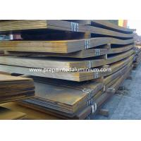Deep Drawing Hot Rolled Flat Steel , Hot Rolled Alloy Steel For Car Frame Manufactures