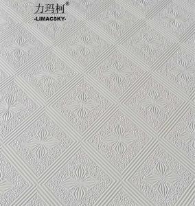 China Gypsum ceiling tile on sale