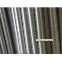 China Secondary Condensing Boilers Titanium Finned Tube Coils For Heat Exchangers on sale