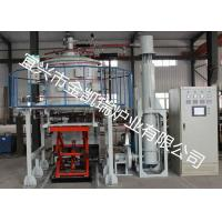 Buy cheap Benchtop Bottom Loading Furnace Large Ceramic Sintering Vertical Lifting from wholesalers