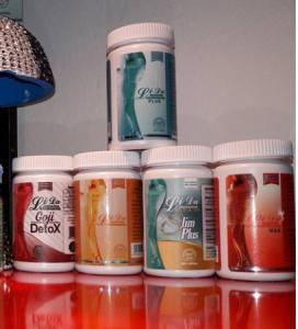 China Original Lida Plus Diet Pills , Lida Daidaihua Herbal Slimming Pills Strong Version on sale