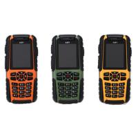 Dropproof Waterproof IP67 Rated GSM Phone for Construction Workers Manufactures