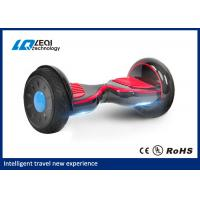 Quality Bluetooth 10 Inch Self Balancing Scooter Hoverboard Transportation With 2 Wheels for sale