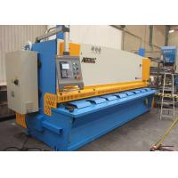 Brake Type Steel Sheet Shearing Machine Metalwork Guillotine 16mm Thickness Manufactures