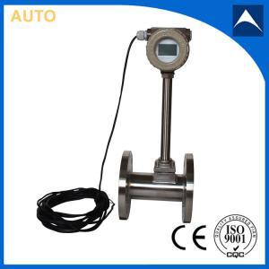 Vortex shedding flow meter for liquid, gas and steam Manufactures