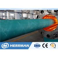 Buy cheap RTP Composite Pipeline Glass Fiber Tape Reinforced Winding Machine, Polyester from wholesalers