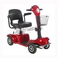 China Midi Tiller Adjustable Electric Mobility Scooter Battery Powered Intelligent Controlled on sale