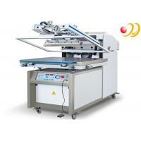 Automatic Microcomputer Screen Printing Machines With Four Cylinders / Valves Manufactures