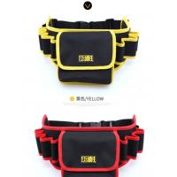 Portable Roll Up Tool Bag , Thermal Transfer Printing Durable Tool Bag Manufactures
