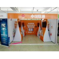 Formulate Stretch Hop Up Fabric Display Stand For Exhibition Manufactures