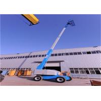 Anti Collision Safety 30 M Telescopic Boom Lift Video Technical Support