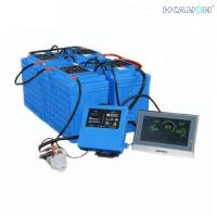 High Capacity Lithium Iron Phosphate Car Battery For EV Solar Wind Energy Storage Manufactures