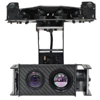 High Precision Infrared Camera Gimbal Waterproof 640*480 High Resolution Type Manufactures
