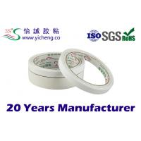 white customized industrial strength double sided tape ,80mic 120mic 140mic