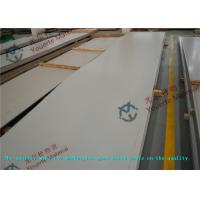 ASTM JIS Mirror Polished Stainless Steel Plate / 6000mm Steel Sheet with 2B BA HL NO.8 Finish Surface Manufactures