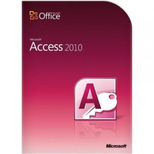 China Easy Organization Microsoft Access 2010 , English Microsoft Office 2010 Product Code on sale