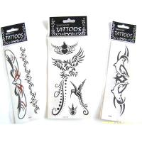 OEM Flower Temporary Body Tattoo Manufactures