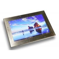 Waterproof Stainless Steel Panel PC 12.1 Inch Widescreen With 1000 Nit Manufactures