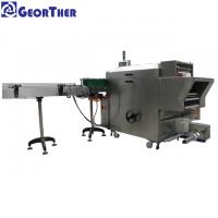 Automatic Low Noise Cellophane Wrapping Machine 1 Year Warranty For Candy Manufactures