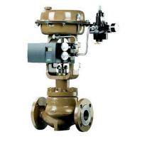 Single Seated Control Valve Pneumatic Top Guide Pneumatic Actuator Manufactures