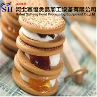 Commercial oven bakery Sandwiching Biscuits Making Machines Price Manufactures