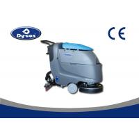 Dycon Automatic Floor Scrubber Dryer Machine For Tile Floor , Floor Cleaning Machines Manufactures