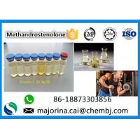 Injectable Oil Dianabol/Metandienone anabolic steroids bodybuilding muscle building Yellow Oil CAS:72-63-9 Manufactures