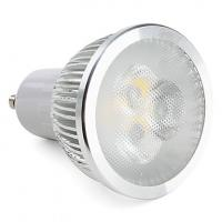 GU10 3W LED spotlight Manufactures