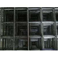 Concrete Reinfocing Welded Wire Mesh Fencing Panels , Steel Wire Mesh Panels Manufactures