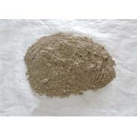 Quality Low Cement Heat Resistant Mortar Mix , Steel Industry Fireproof Mortar Mix for sale