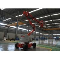 Buy cheap 230KG Load Articulating Boom Lift Z-48 from wholesalers