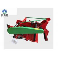 Buy cheap 2 Row Automatic Peanut Harvesting Machine Tractor Drives 300-400 Mm Harvest from wholesalers