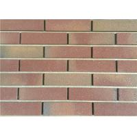 Exterior Brick Siding Panels Faux Brick Panels Outdoor Size 240x60x12mm For Sale Of