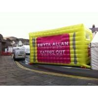 China cheap party cube tents china on sale