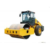 Mechanical Control 20 Ton Single Drum Vibratory Compactor 40ft HQ Container Manufactures
