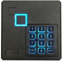 Touch Keypad Door Lock RFID Access Control System Password 13.56khz Manufactures