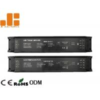 High Power Black Triac Phase Control Dimmer With AC100V - 240V Input Manufactures