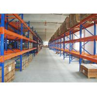 Steel Heavy Duty Shelving Rack Powder Coated Corrosion Protection Anti Rust Manufactures