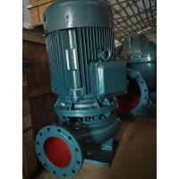 China Seal Less Multi Impeller Centrifugal Pump / Self Control Vertical High Pressure Pump on sale