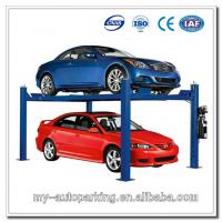Used 4 Post Car Lift for Sale Made in China Manufactures